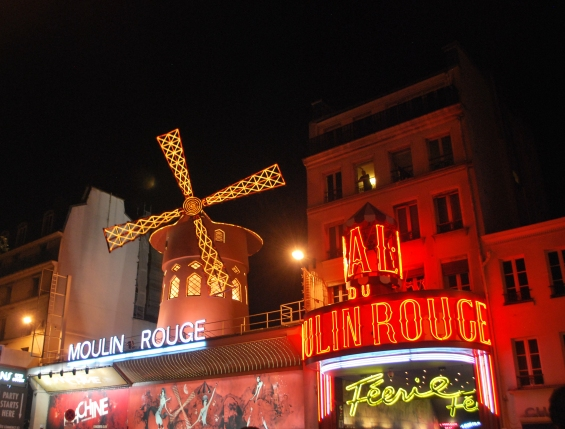 Moulin Rouge, Paris, France (1 de 1)